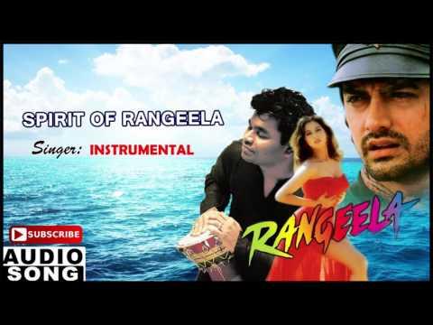 Spirit of Rangeela Song | Rangeela Tamil Movie Songs | Aamir Khan | Urmila Matondkar | AR Rahman