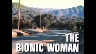 Six Million Dollar Man sings GOTTA GET LOOSE The Bionic Woman