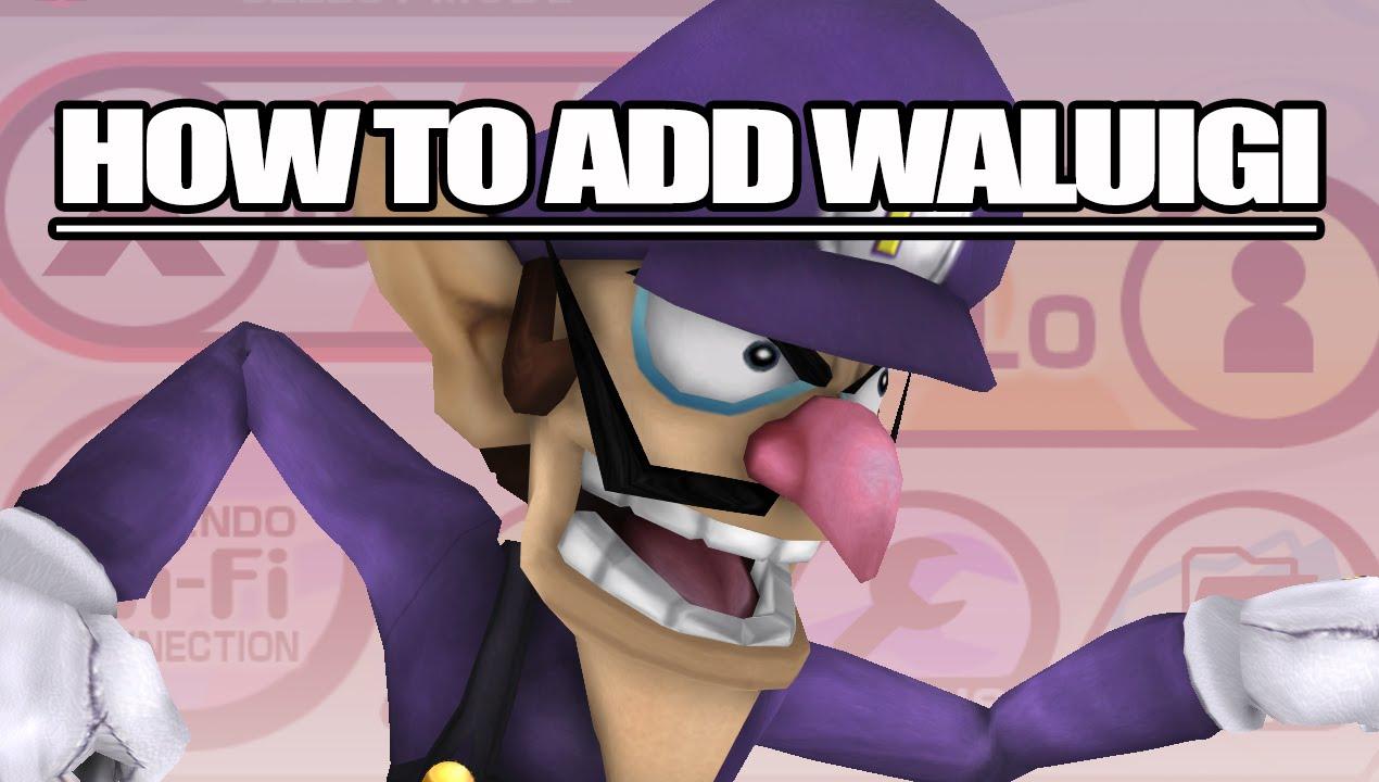 Epic Waluigi Mod Comes To Smash Bros – Gaming illuminaughty