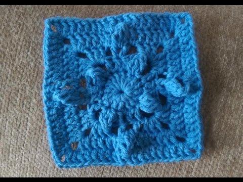 Free Crochet Twinkle Starlight Granny Square