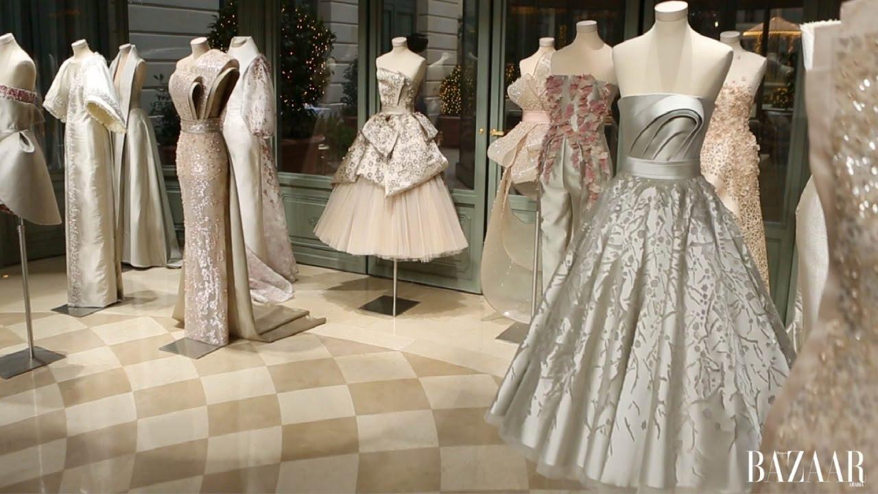 Rami Al Ali Haute Couture From Dubai To Paris Youtube