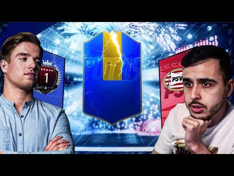 #1 VD WERELD REWARDS van ALI RIZA AYGÜN! | TOP100 TALENT #31 ALI | KOEN WEIJLAND FIFA19