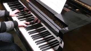 ピアノソロ用にアレンジしました。 作詞・作曲・編曲 take4 ストリング...