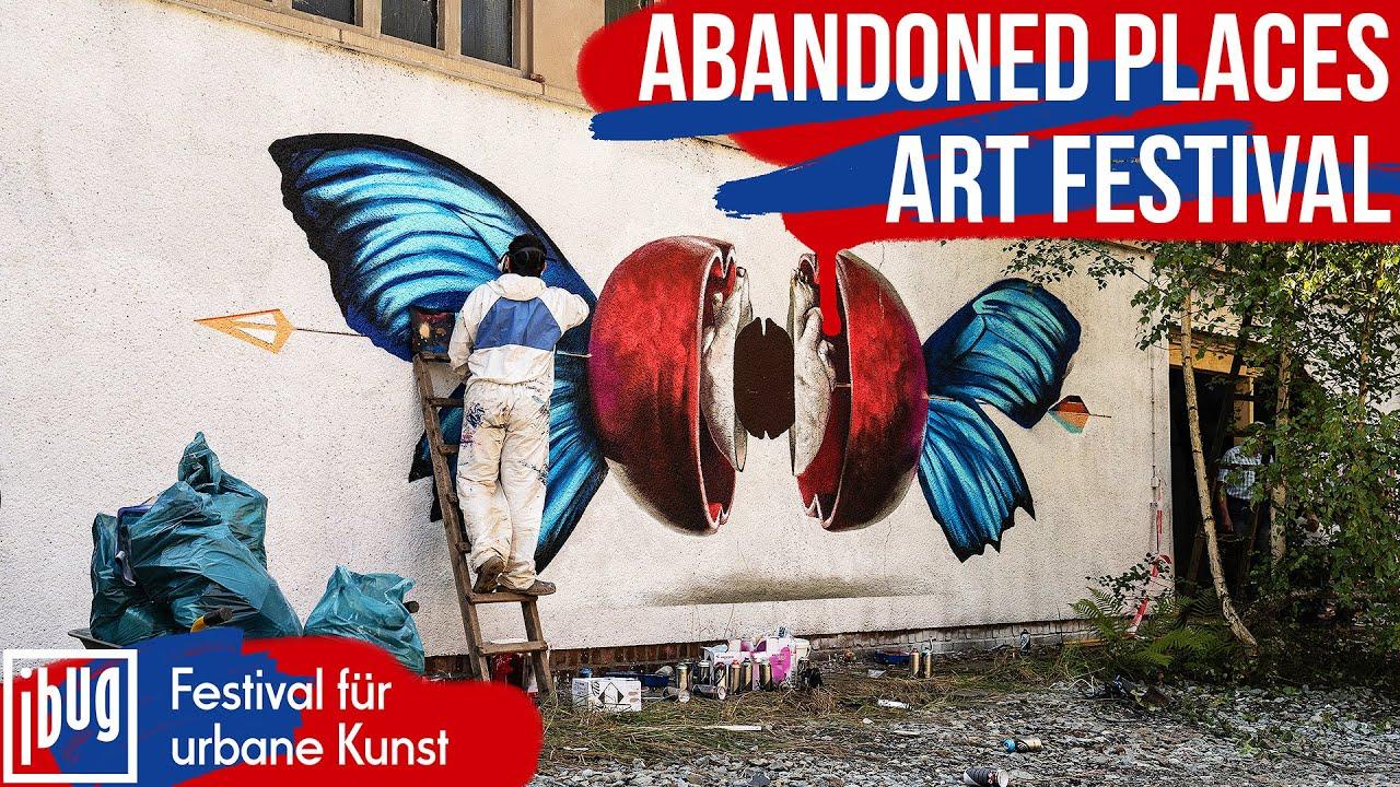 ibug 2019 - Abandoned Structures turned into Art Festival | Documentary