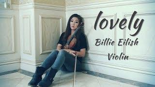 Lovely Violin Cover acoustic - Billie Eilish feat. Khalid.mp3
