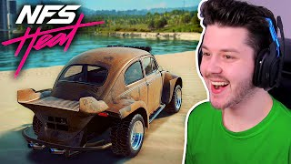DE ULTIEME OFFROAD AUTO MAKEN! - Need For Speed Heat
