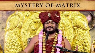 Mystery of Matrix - on Sadashiva, Hindu Cosmology, Q&A