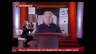 Beppe Grillo: il nostro PIL è fatto di corruzione - parte 3