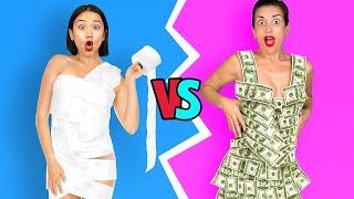 الفرق بين الطلاب: الثريّ والعادي والمفلس! || أنواع الطلاب في الفصل