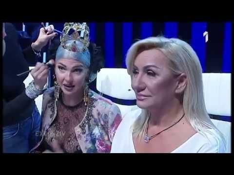 Vesna Zmijanac - Zvezde Granda ziri - Exkluziv - (TV Prva 10.10.2015.)