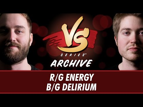 9/22/16 -  Ross VS. Majors: R/G Energy VS. B/G Delirium [Sta