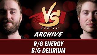 9 22 16 ross vs majors r g energy vs b g delirium standard
