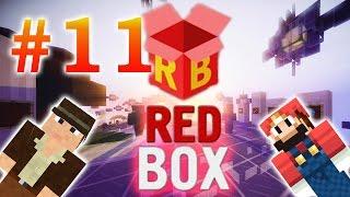 MineCraft сервер [REDBOX] - #11 - [skygrid] грядки для посадки