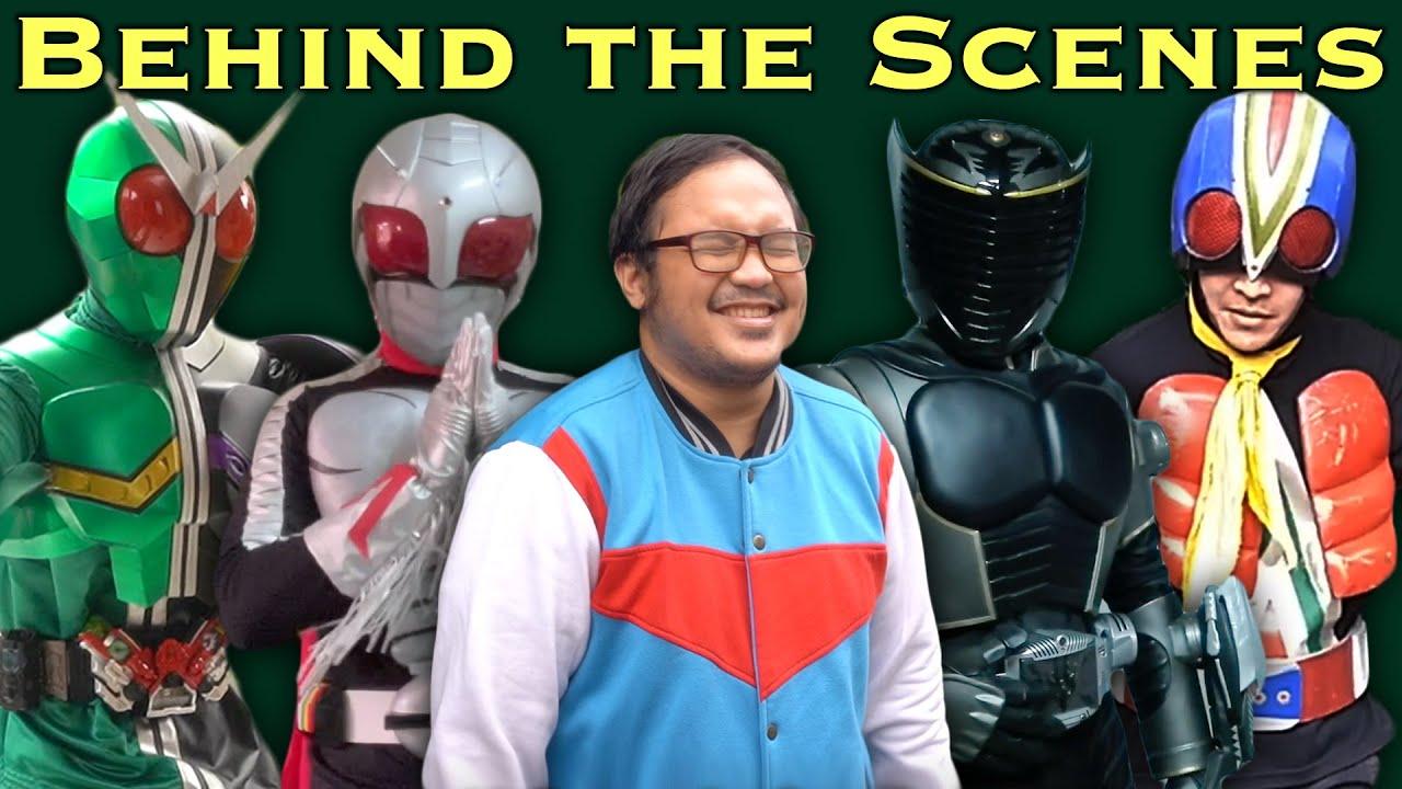 HENSHIN - feat. FKMovers [BEHIND THE SCENES] Power Rangers x Kamen Rider