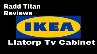 Ikea Tv Cabinet Liatorp Review