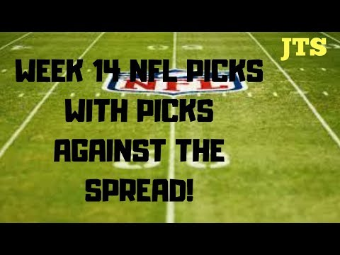 2018 Week 14 NFL Predictions: With Spread