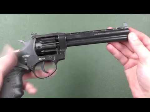 Револьвер Латек Safari РФ 461 М пластик