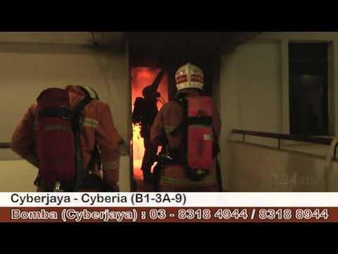 Breaking news in Cyberjaya (Cyberia)