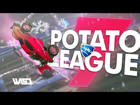 POTATO LEAGUE #7 | Rocket League Funny Moments & Fails thumbnail