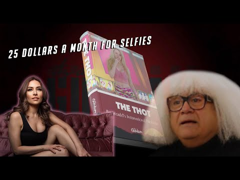Alinity Launches An Onlyfans 25 Dollars A Month To See Selfies! │Thot Watch