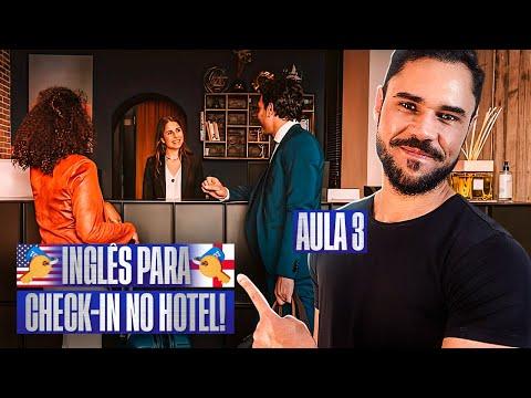 AULA #3 - COMO FAZER CHECK-IN NO HOTEL | CURSO DE VIAGEM | Junior Silveira