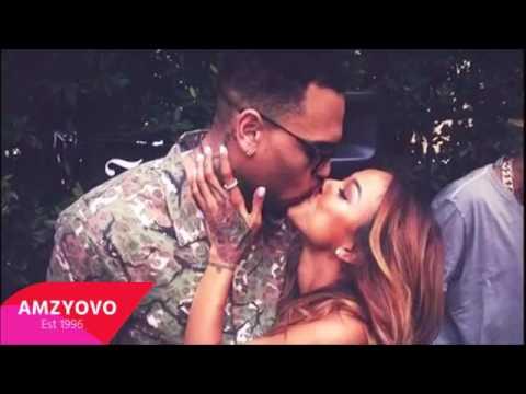 Chris Brown - Let Me Go (feat Bryson Tiller) (LYRICS) NEW SONG 2016