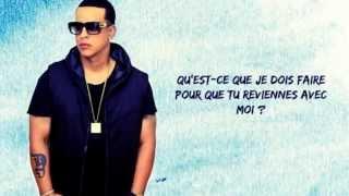 Daddy Yankee - Que tengo que hacer (Traduction)