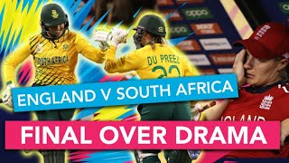 England v South Africa epic montage | Women's T20 World Cup