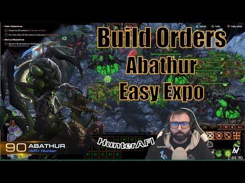 Best Abathur Build