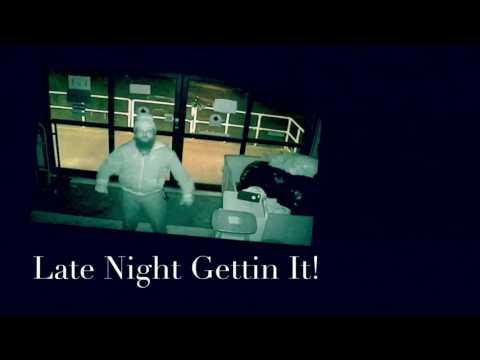 Late Night Gettin it! (Security Camera Footage)