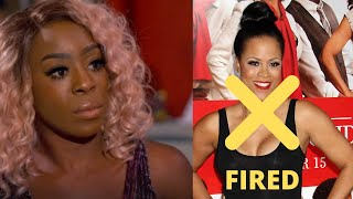 Basketball wives producer Shaunie O'Neal CAUGHT and FIRED, the cast called OG Gorilla!?