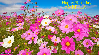 Amritha  Nature & Naturaleza - Happy Birthday