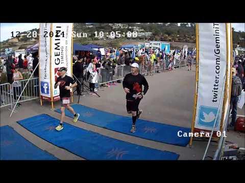 2014 San Diego Holiday Half Marathon