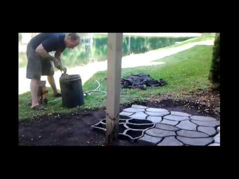 odjob pathmate patio part 1 youtube