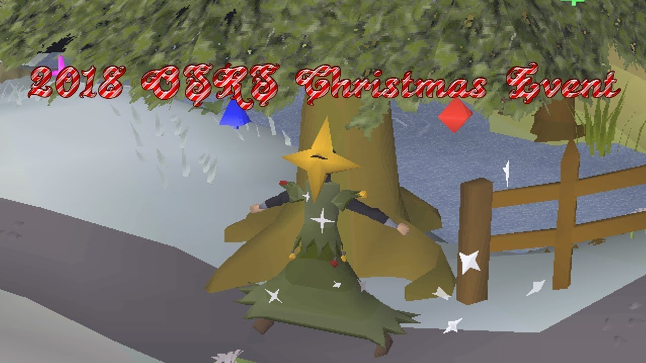 Osrs Christmas.2018 Osrs Christmas Event Guide