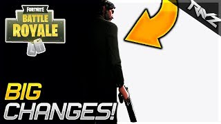 HUGE Changes Coming To Fortnite's v3.0.0 Update! Building Improvements (Fornite BR Update 3.0 Info)