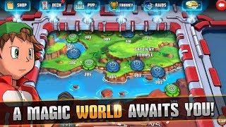 Monster Battles: TCG - MEGA ATUALIZAÇÃO GASTEI MEU OURO TODO NOS BAUS NOVOS DO Portals