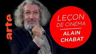 La leçon de cinéma d'Alain Chabat - ARTE Cinéma