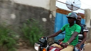 Ebola: Life without school in Guinea
