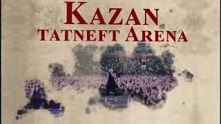 #ТатНефтьАрена 1 декабря (Казань)