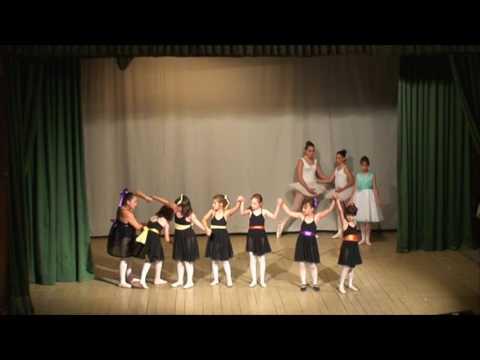 Fi de Curs de Dança i Ballet de 2017