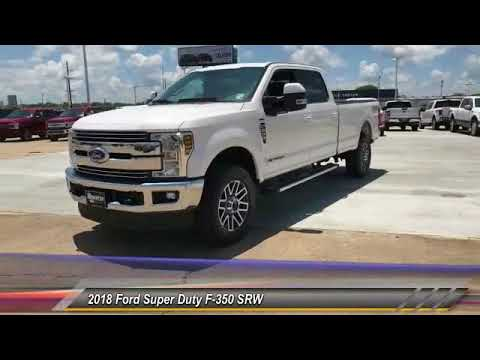 2018 Ford Super Duty F-350 SRW Shreveport LA JEC23501