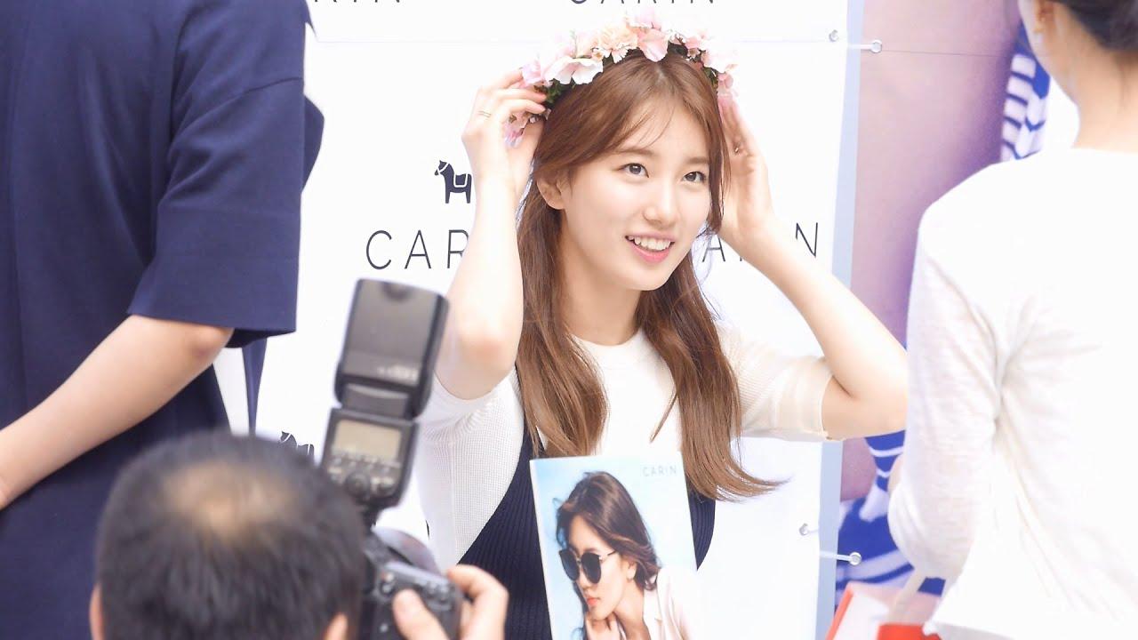 160618 송도 카린 선글라스 수지 팬사인회 직캠 3 by ace - YouTube