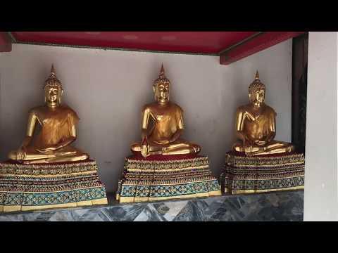 WAT PHO, WAT PHRA KAEO (bangkok)