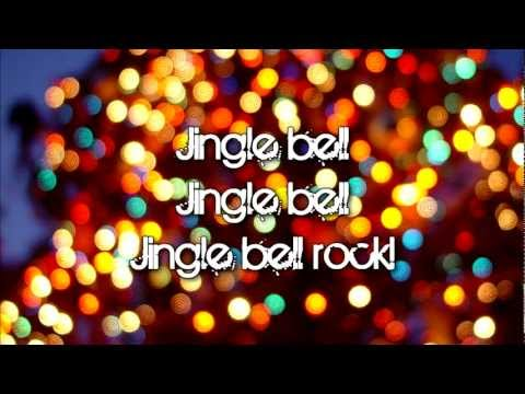 Glee - Jingle Bell Rock (Lyrics)
