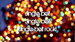 Glee - Jingle Bell Rock (Lyrics)