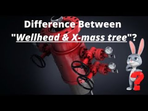 What Is Wellhead And Christmas (X-mass) Tree?