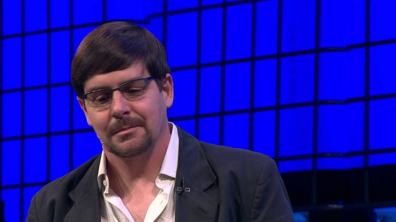 Web Summit 2014 - Gavin Andresen