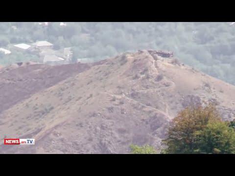 Տեսանյութ.Հակառակորդը կրկին հարձակում է ձեռնարկել «Անվախ» դիրքի ուղղությամբ ու կորուստներով հետ շպրտվել