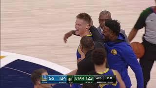 Jonas Jerebko GAME-WINNING Tip-In vs Utah Jazz | October 19, 2018